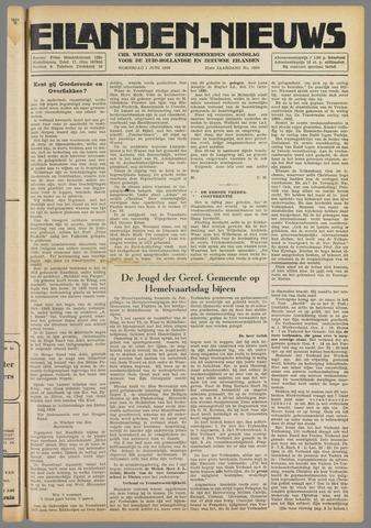 Eilanden-nieuws. Christelijk streekblad op gereformeerde grondslag 1949-06-01