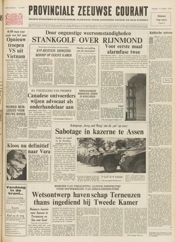 Provinciale Zeeuwse Courant 1970-10-13