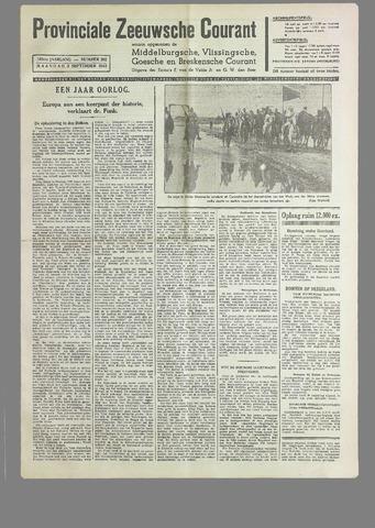 Provinciale Zeeuwse Courant 1940-09-02