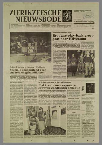 Zierikzeesche Nieuwsbode 1983-11-03