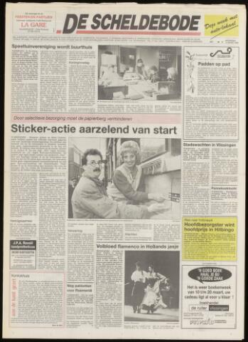 Scheldebode 1993-03-10