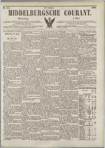 Middelburgsche Courant 1899-05-01