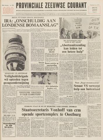 Provinciale Zeeuwse Courant 1971-11-01