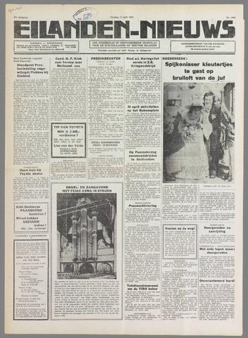 Eilanden-nieuws. Christelijk streekblad op gereformeerde grondslag 1976-04-13