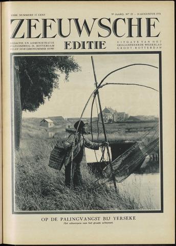 Ons Zeeland / Zeeuwsche editie 1931-08-14