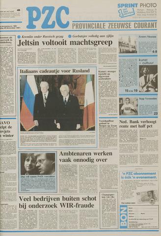 Provinciale Zeeuwse Courant 1991-12-20