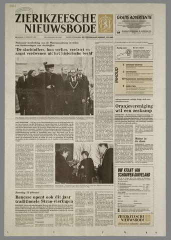 Zierikzeesche Nieuwsbode 1993-02-02