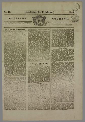 Goessche Courant 1843-02-09