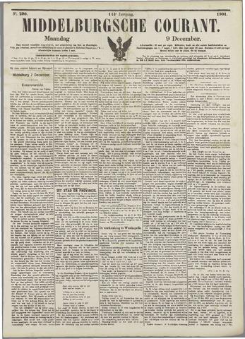 Middelburgsche Courant 1901-12-09