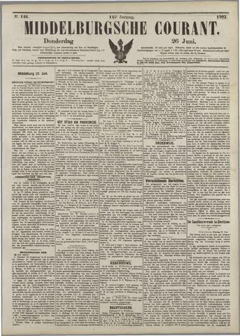 Middelburgsche Courant 1902-06-26