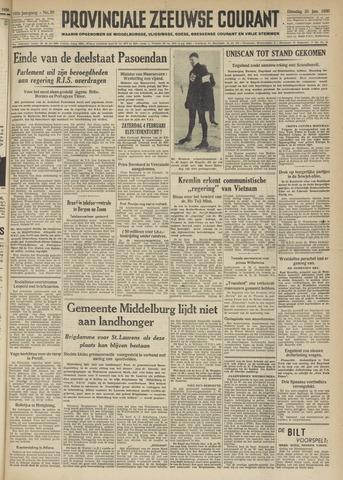 Provinciale Zeeuwse Courant 1950-01-31