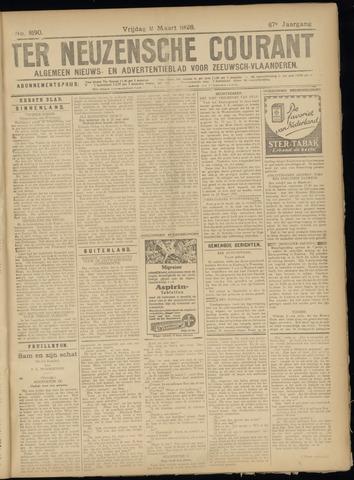 Ter Neuzensche Courant. Algemeen Nieuws- en Advertentieblad voor Zeeuwsch-Vlaanderen / Neuzensche Courant ... (idem) / (Algemeen) nieuws en advertentieblad voor Zeeuwsch-Vlaanderen 1928-03-02
