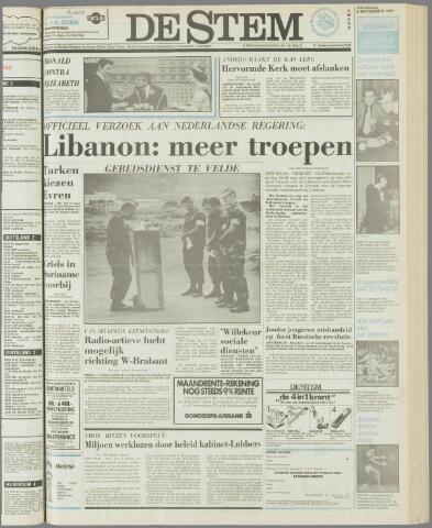 de Stem 1982-11-08