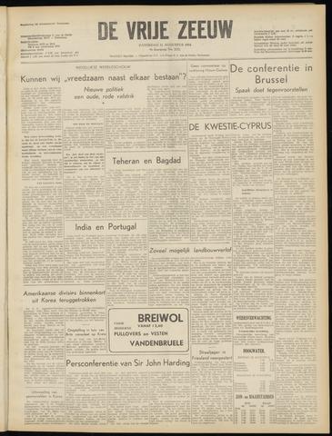 de Vrije Zeeuw 1954-08-21