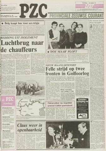 Provinciale Zeeuwse Courant 1984-02-23