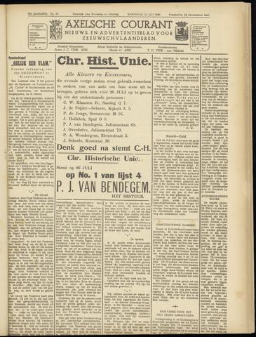 Axelsche Courant 1946-07-24