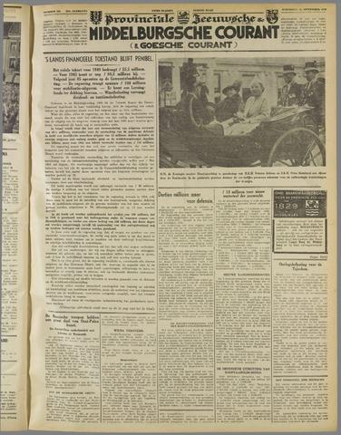 Middelburgsche Courant 1939-09-20