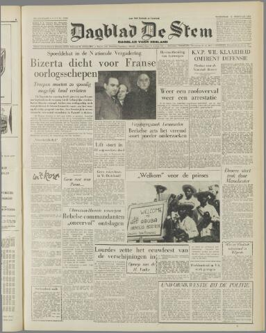 de Stem 1958-02-12