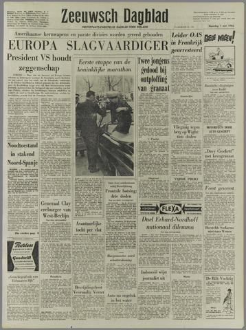 Zeeuwsch Dagblad 1962-05-07
