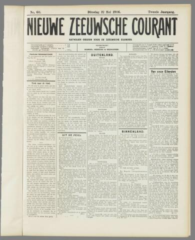 Nieuwe Zeeuwsche Courant 1906-05-22