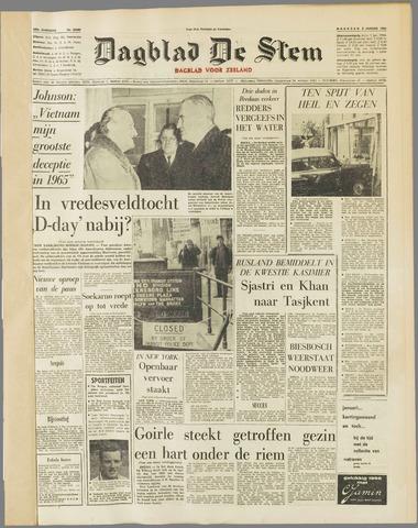 de Stem 1966
