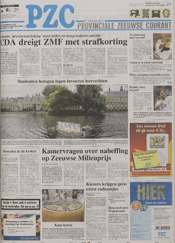 Provinciale Zeeuwse Courant 2006-09-27