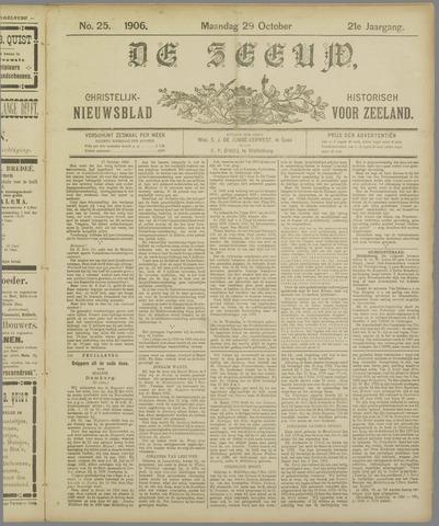 De Zeeuw. Christelijk-historisch nieuwsblad voor Zeeland 1906-10-29