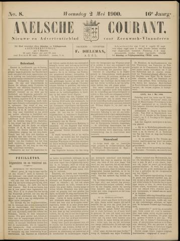 Axelsche Courant 1900-05-02