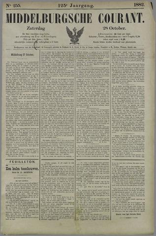 Middelburgsche Courant 1882-10-28