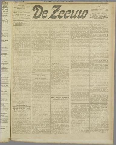 De Zeeuw. Christelijk-historisch nieuwsblad voor Zeeland 1917-06-20