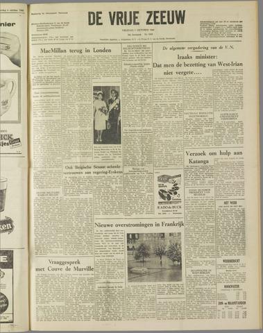 de Vrije Zeeuw 1960-10-07