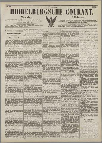 Middelburgsche Courant 1902-02-03
