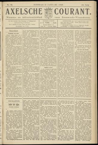 Axelsche Courant 1929-01-15