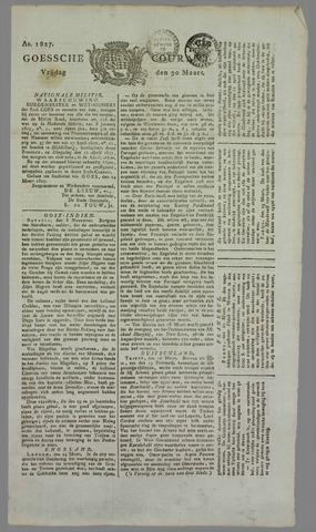 Goessche Courant 1827-03-30