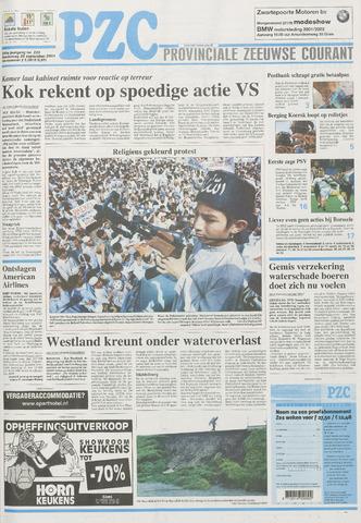 Provinciale Zeeuwse Courant 2001-09-20