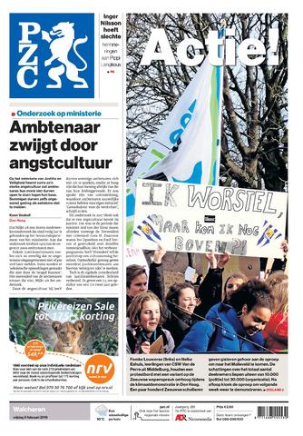Provinciale Zeeuwse Courant 2019-02-08