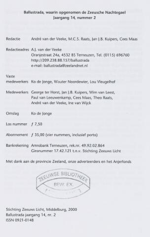 Ballustrada 2000-03-01