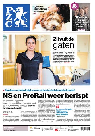 Provinciale Zeeuwse Courant 2017-04-13