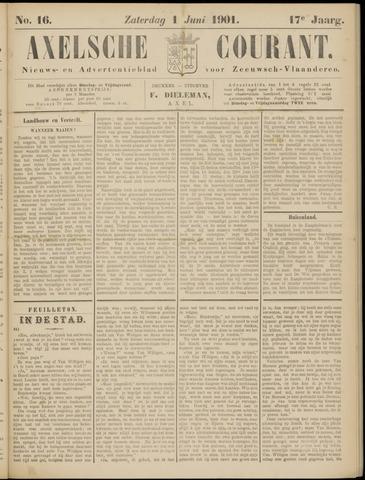 Axelsche Courant 1901-06-01