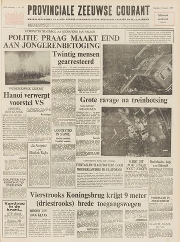 Provinciale Zeeuwse Courant 1969-01-27