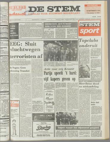 de Stem 1976-09-13