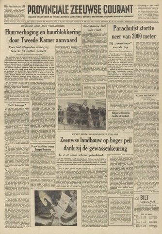 Provinciale Zeeuwse Courant 1957-06-08