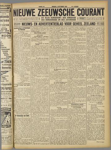 Nieuwe Zeeuwsche Courant 1923-09-04