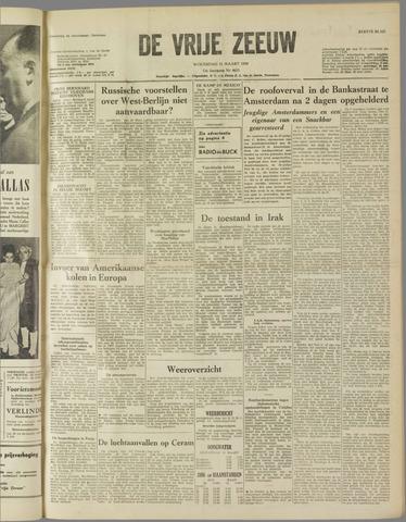 de Vrije Zeeuw 1959-03-11