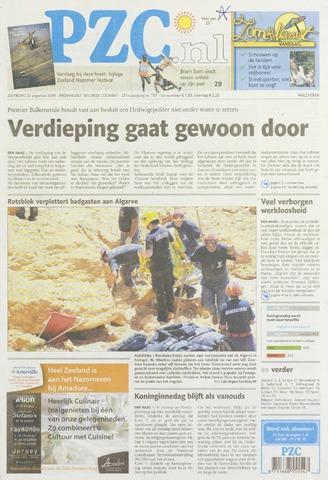 Provinciale Zeeuwse Courant 2009-08-22
