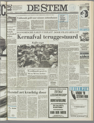 de Stem 1984-12-21