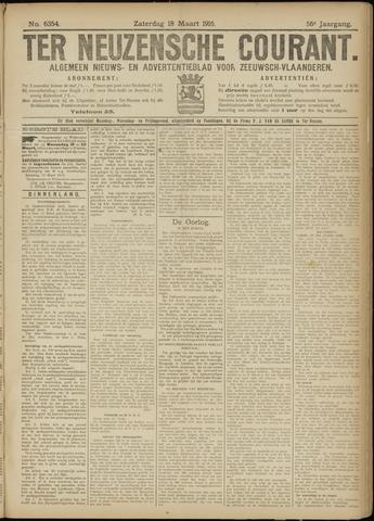 Ter Neuzensche Courant. Algemeen Nieuws- en Advertentieblad voor Zeeuwsch-Vlaanderen / Neuzensche Courant ... (idem) / (Algemeen) nieuws en advertentieblad voor Zeeuwsch-Vlaanderen 1916-03-18