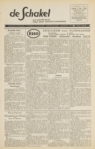 De Schakel 1959-02-06