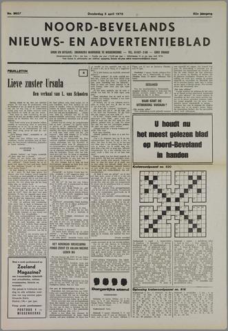 Noord-Bevelands Nieuws- en advertentieblad 1979-04-05