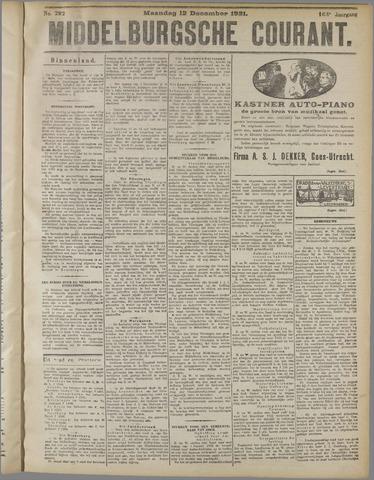 Middelburgsche Courant 1921-12-12